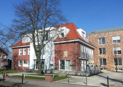 Mehrfamilienhaus vom Architekturbüro Bielefeld
